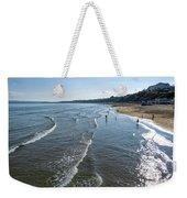 Bournemouth Beach Weekender Tote Bag