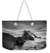 Bow Fiddle Rock 1 Weekender Tote Bag by Dave Bowman