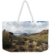 Bowen Homestead Ruins Weekender Tote Bag