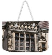 Bowfront City Hall Wroclaw Weekender Tote Bag