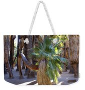 Bowing Palm Weekender Tote Bag
