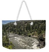 Bowl And Pitcher Area - Riverside State Park - Spokane Washington Weekender Tote Bag