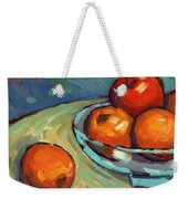 Bowl Of Fruit 2 Weekender Tote Bag