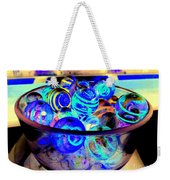 Bowl Of Marbles Weekender Tote Bag
