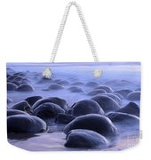 Bowling Ball Beach California Weekender Tote Bag