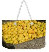 Box Of Golden Apples Weekender Tote Bag