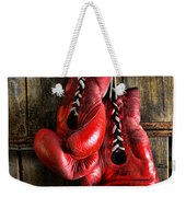Boxing Gloves - Now Retired Weekender Tote Bag