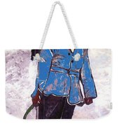 Boy Carrying Coal Circa 1901 Weekender Tote Bag