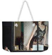 Boy Meets Girl Weekender Tote Bag