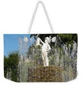 Boy With The Boot 3 Weekender Tote Bag