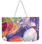 Boyd Tinsley And Circles Weekender Tote Bag