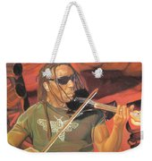 Boyd Tinsley At Red Rocks Weekender Tote Bag