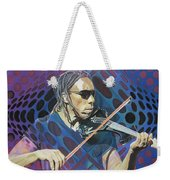 Boyd Tinsley Pop-op Series Weekender Tote Bag by Joshua Morton