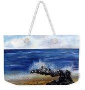 Boynton Waves Weekender Tote Bag