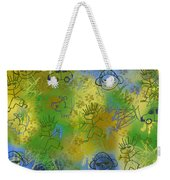 Boyz Only Abstract Weekender Tote Bag