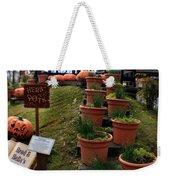 Brad And Bellas Garden Weekender Tote Bag