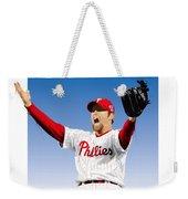 Brad Lidge Champion Weekender Tote Bag