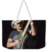 Brad Paisley 1 Weekender Tote Bag