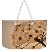 Bradford Pear Bloom Art 1 Weekender Tote Bag