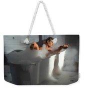 Brads Bath 1 Weekender Tote Bag