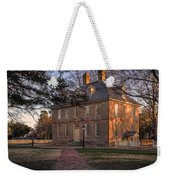 Brafferton At William And Mary College Weekender Tote Bag