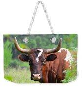 Braford Bull Weekender Tote Bag