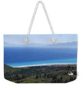 Bragini Beach One Weekender Tote Bag
