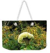 Brain Flower Weekender Tote Bag