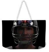 Brain Injury Weekender Tote Bag