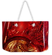 Brake Light 45 Weekender Tote Bag