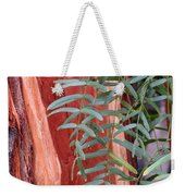 Branches And Bark Weekender Tote Bag