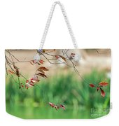 Branches And Leaves Weekender Tote Bag