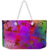 Branches In The Mist 13 Weekender Tote Bag