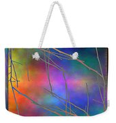 Branches In The Mist 15 Weekender Tote Bag