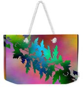 Branches In The Mist 18 Weekender Tote Bag