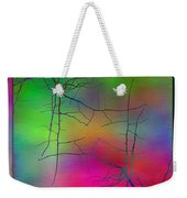 Branches In The Mist 23 Weekender Tote Bag