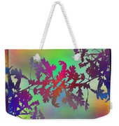 Branches In The Mist 25 Weekender Tote Bag