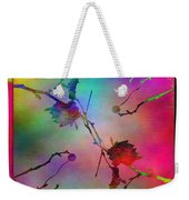 Branches In The Mist 26 Weekender Tote Bag