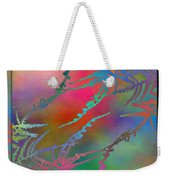 Branches In The Mist 28 Weekender Tote Bag