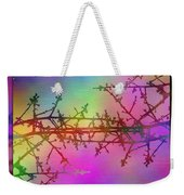 Branches In The Mist 36 Weekender Tote Bag