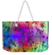 Branches In The Mist 5 Weekender Tote Bag