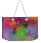 Branches In The Mist 55 Weekender Tote Bag