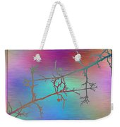 Branches In The Mist 60 Weekender Tote Bag