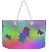 Branches In The Mist 61 Weekender Tote Bag