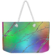Branches In The Mist 62 Weekender Tote Bag