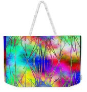 Branches In The Mist 7 Weekender Tote Bag