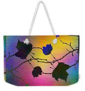 Branches In The Mist 71 Weekender Tote Bag