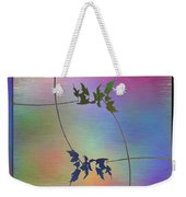 Branches In The Mist 82 Weekender Tote Bag