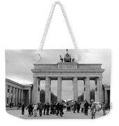 Brandenburger Tor - Berlin Weekender Tote Bag