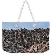 Brandts Cormorant Colony Weekender Tote Bag